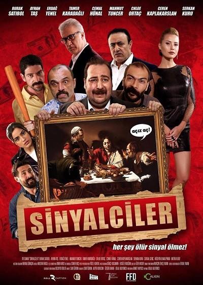 Sinyalciler 2017 Yerli Film HDTV 720p - HDT