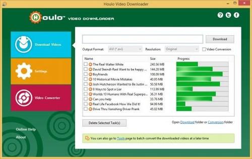 Houlo Video Downloader Premium 7.65 Full İndir