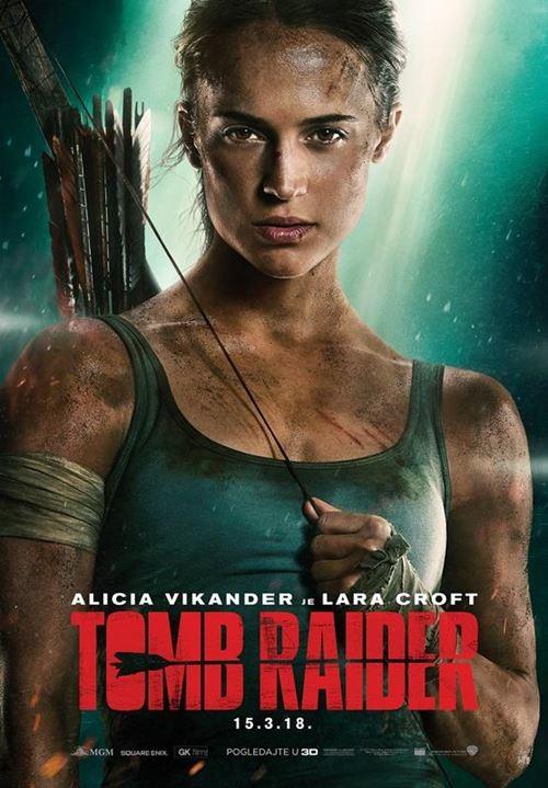 Tomb Raider Türkçe Dublaj izle – Tek Parça