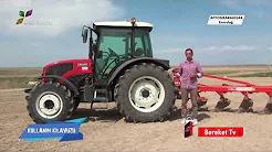Traktörün Verimli Kullanımı