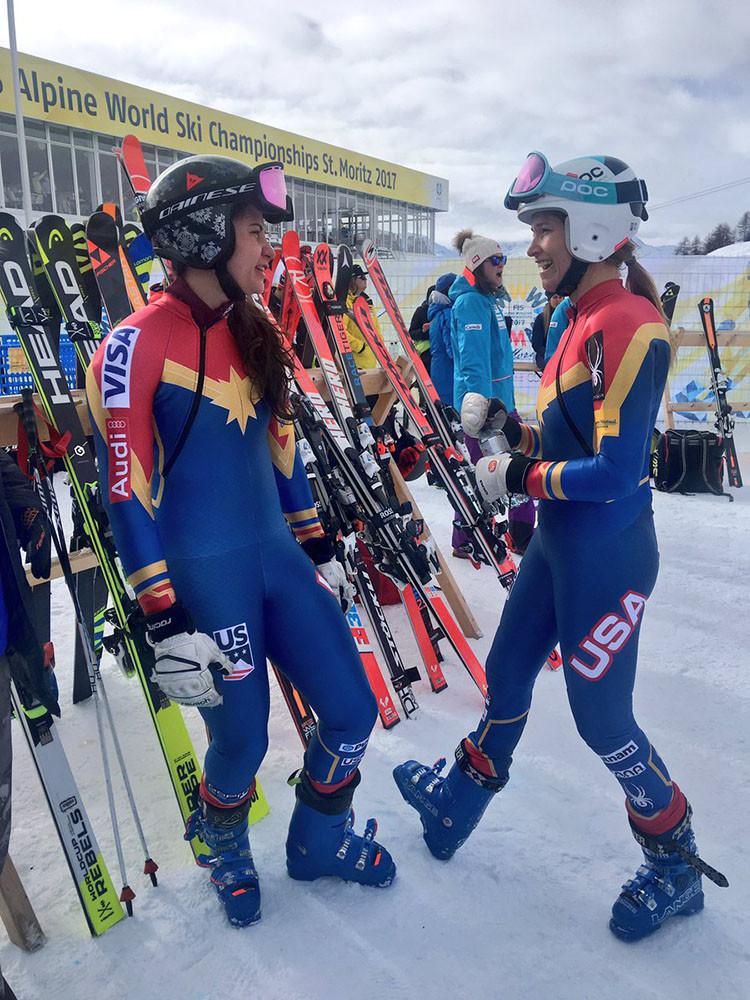 2018 Kış Olimpiyatları Captain Marvel