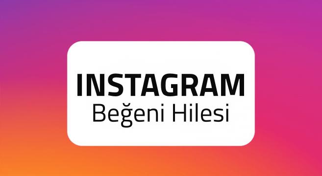 Instagram ücretsiz beğeni kasma