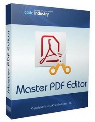 Master PDF Editor 4.2.68 (x86/x64) Multilingual | Full İndir