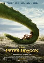 Pete ve Ejderhası (2016) 1080p Film indir