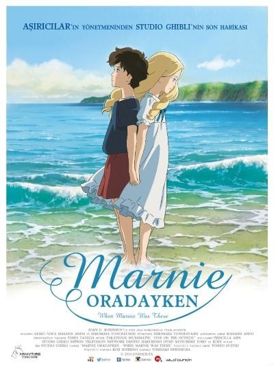 Marnie Oradayken - When Marnie Was There (2014) türkçe dublaj animasyon indir