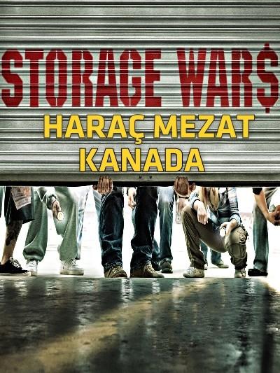 Haraç-Mezat Kanada - Storage Wars Canada Türkçe dublaj belgesel serisi indir