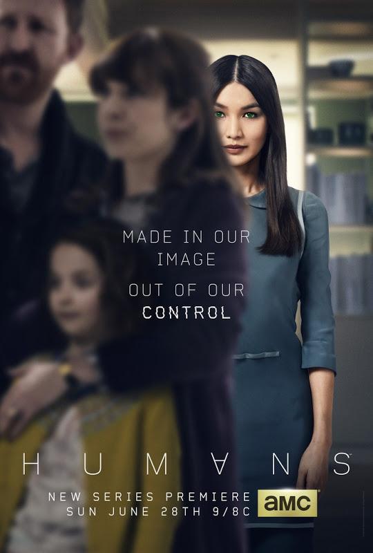 Humans 2.Sezon Tüm Bölümler Güncel 720p HDTV Türkçe Altyazılı – Dizi indir