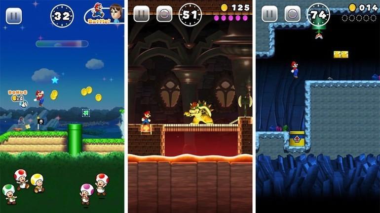 Oyundan ekran görüntüleri.