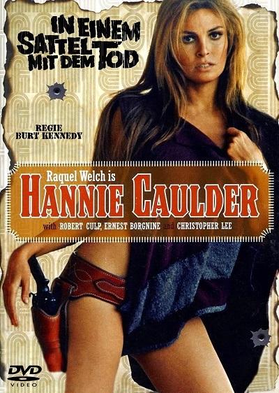 Dişi Kovboy - Hannie Caulder(1971) Türkçe Düblaj TvRip indir