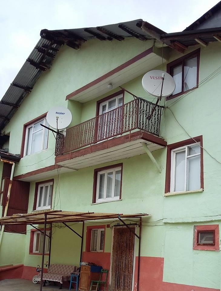 Mudurnu Şehir Merkezine Kuş Bakışı  bakımlı ev satılıktır