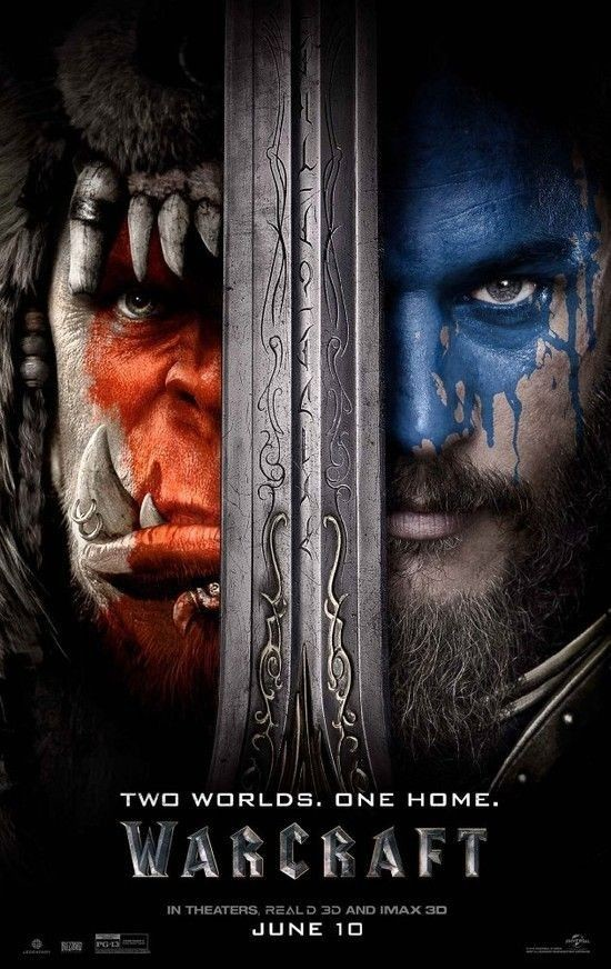 Warcraft (2016) 1080p WEB-DL AAC2 H264-FGT