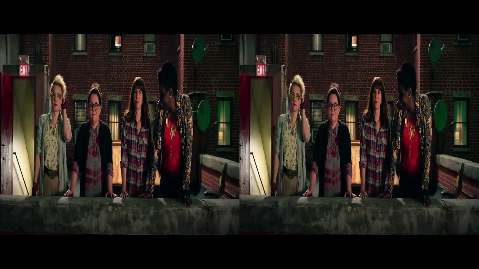 Ghostbusters: Hayalet Avcıları 2016 EXTENDED m3D HALF-SBS DUAL TR-ENG Türkçe Dublaj - Tek Link Film indir