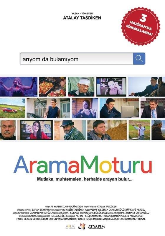 Arama Motoru 2016 HDTV x264 - Yerli Film