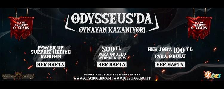 OldSchoolKo – OSKO – Myko Server