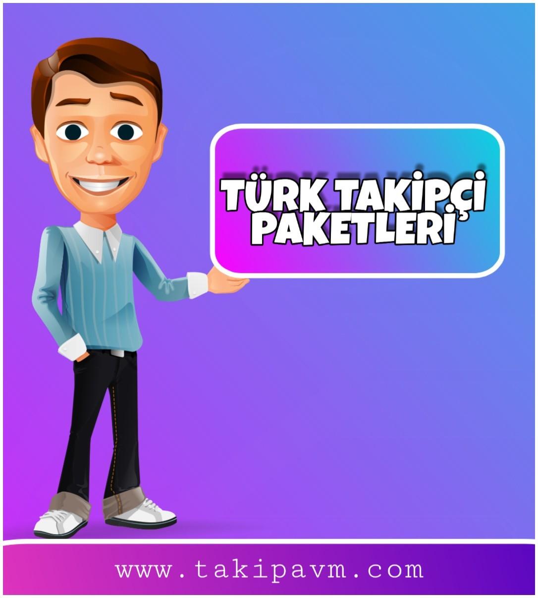 türk takipçi