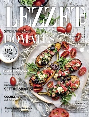 Lezzet Temmuz 2019 Pdf E-kitap indir E-Dergi indir