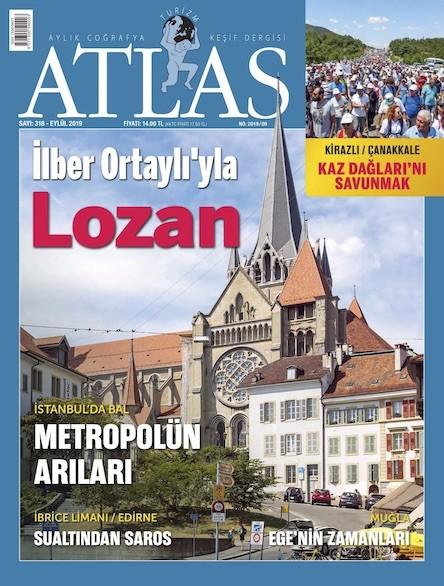 Atlas Eylül 2019