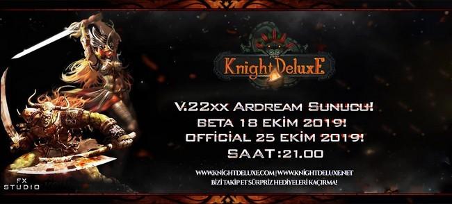 KnightDeluxe – Pk Server