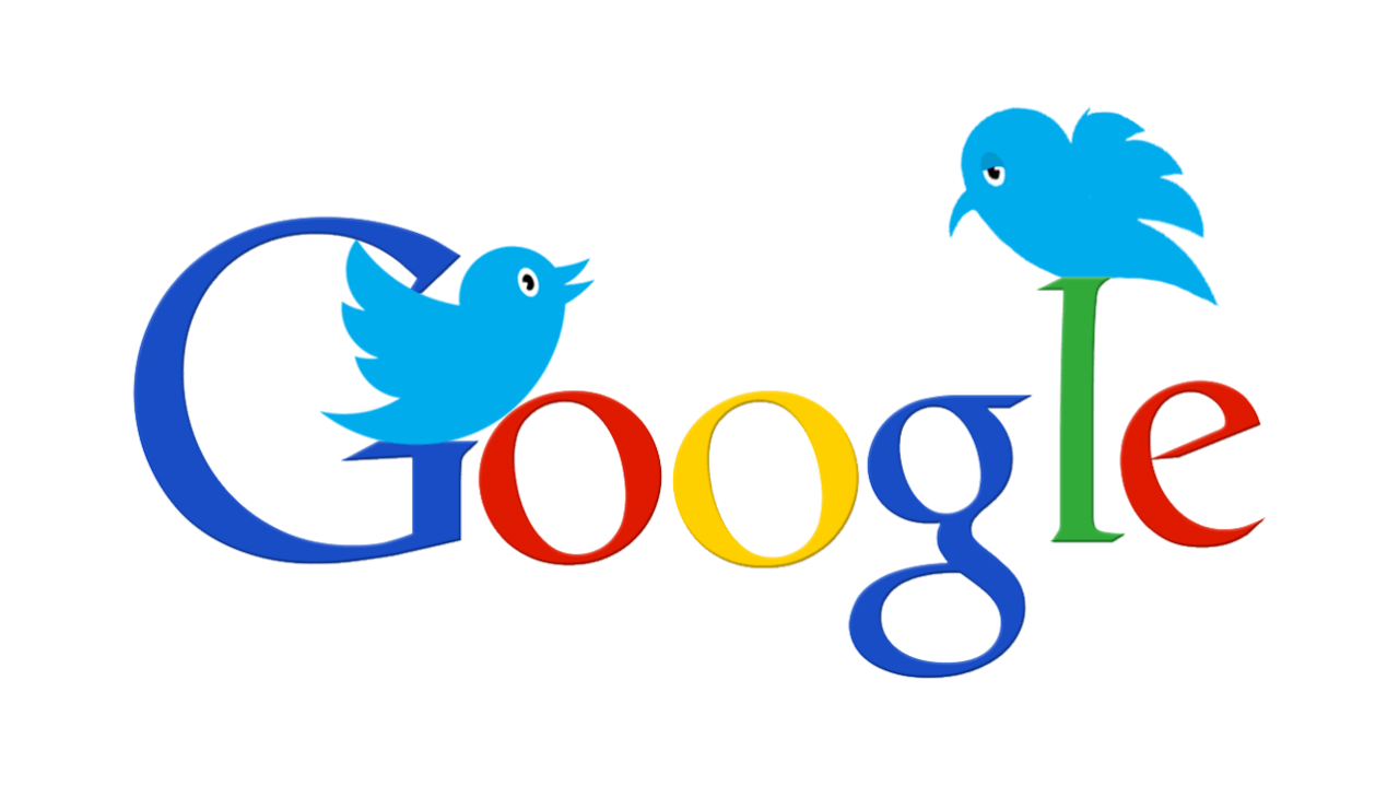 twitter ve google birleşme