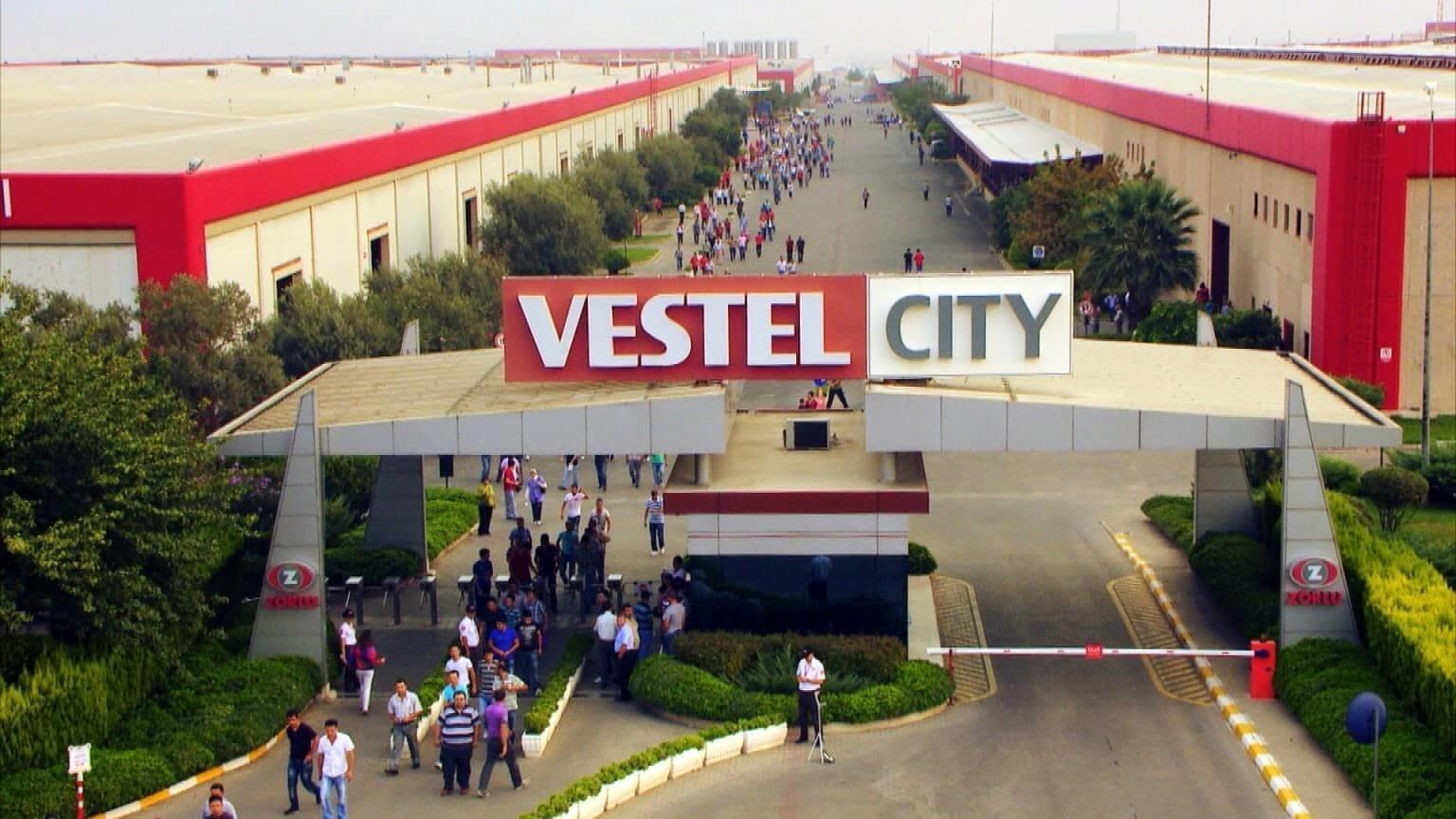 Vestel Manisa Fabrikası