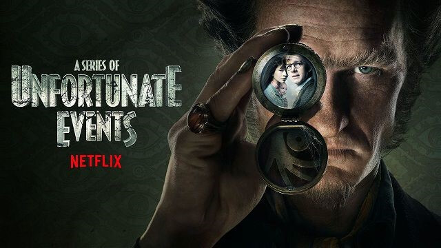 A Series of Unfortunate Events dizi önerisi