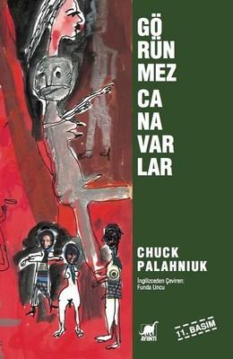Chuck Palahniuk Görünmez Canavarlar Pdf E-kitap indir