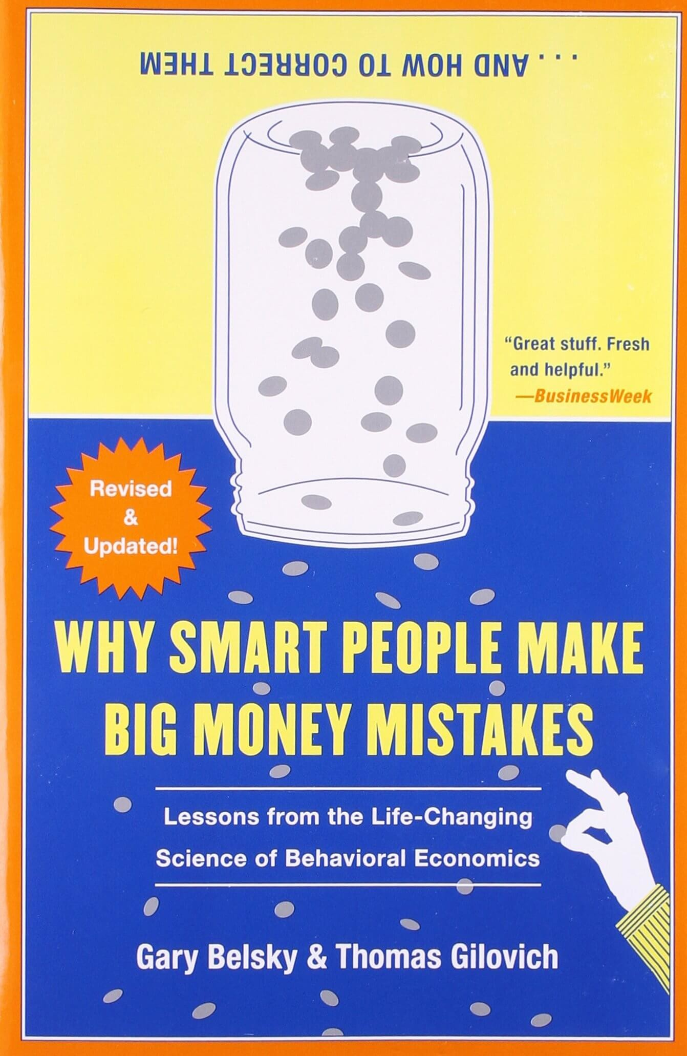why smart people make big money mistakes and how to correct them kitabı