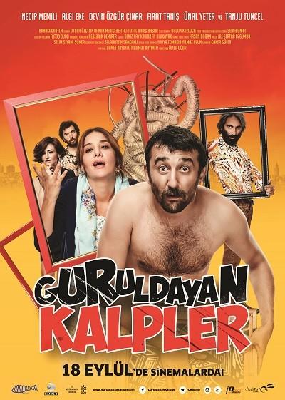 Guruldayan Kalpler 2014 ( DVDRip XviD ) Yerli Film - Tek Link