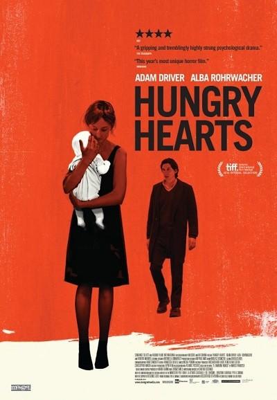 Aç Kalpler - Hungry Hearts 2014 BRRip - Türkçe Dublaj İndir