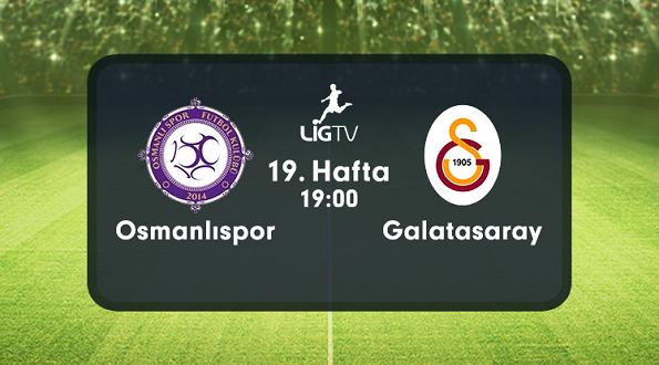 Osmanlıspor – Galatasaray (23.01.2016) | HDTV 720p | Full Maç – VKRG indir