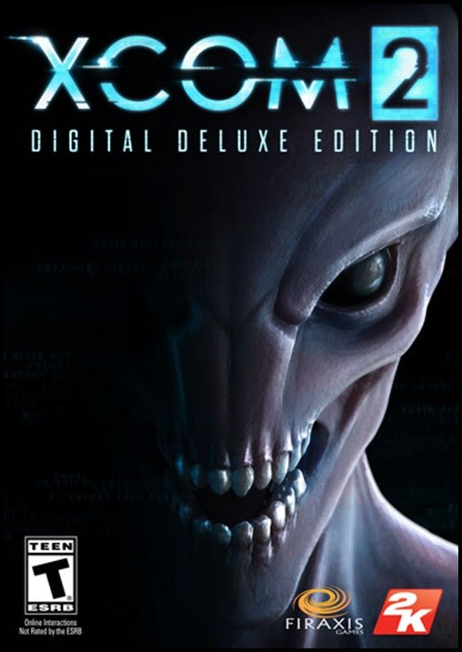 XCOM 2 Digital Deluxe Edition-CRACKED