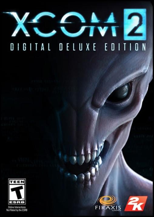 XCOM 2 Digital Deluxe Edition-CRACKED