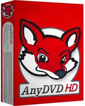 RedFox AnyDVD HD 8.1.9.0 Multilingual | Full İndir