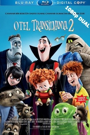 Otel Transilvanya 2 – Hotel Transylvania 2 2015 BluRay 1080p x264 DuaL TR-EN – Tek Link