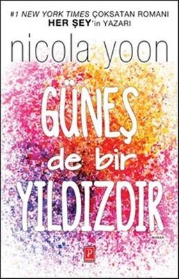Nicola Yoon Güneş de Bir Yıldızdır Pdf
