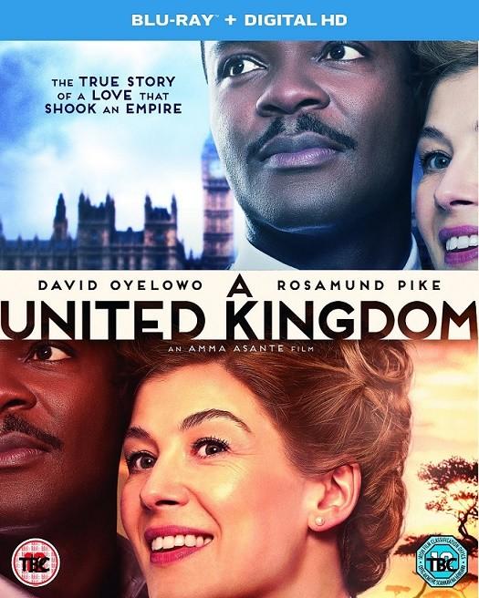 Aşkın Krallığı - A United Kingdom 2016 1080p DUAL BluRay