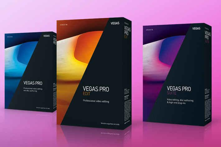 Sony Magix Vegas Pro 14.0.0 Yapı 270 x 64 Full İndir