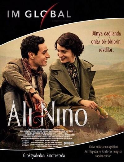 Ali ve Nino – Ali and Nino 2016 WEB-DL x264 Türkçe Dublaj indir