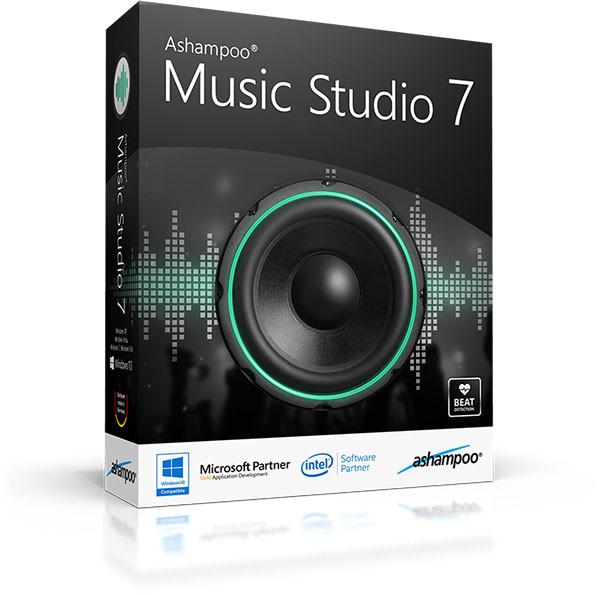 Ashampoo Music Studio 7 Full İndir