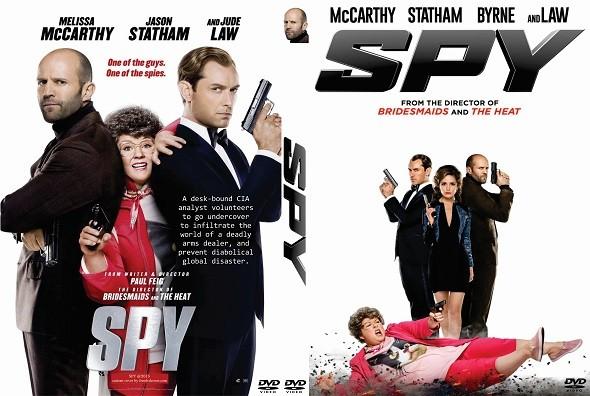 Ajan – Spy 2015 (DVD-9) DuaL TR-ENG – indir