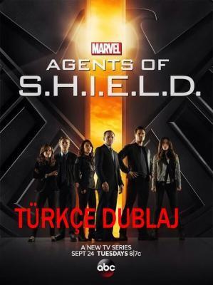 Agents of S.H.I.E.L.D. 1.Sezon WEB-DL Xvid Tüm Bölümler Türkçe Dublaj – Tek Link
