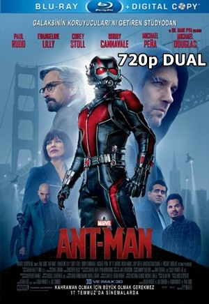 Karınca Adam – Ant-Man 2015 BluRay 720p x264 DuaL TR-EN – Tek Link