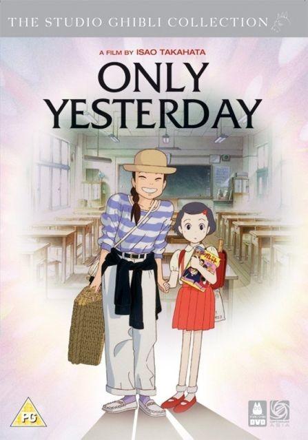 Only Yesterday / Omohide Poro Poro / D�n Gibi / 1991 / Japonya / Mp4 / TR Altyaz�l�