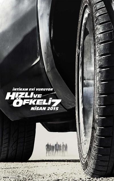 Hızlı ve Öfkeli 7 Filmi