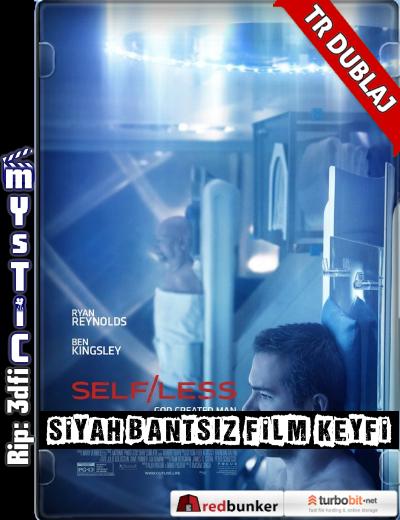 Self/less (2015) (ANAMORPHIC Siyah Bantsız BluRay m1080p) Türkçe Dublajlı HD indir