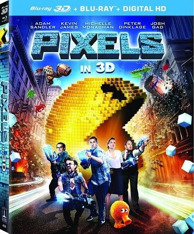 Pixels 2015 ( 3D HALF-SBS BluRay 720p-1080p ) DuaL TR-ENG – indir