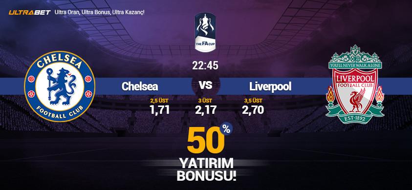 Chelsea – Liverpool Canlı Maç İzle