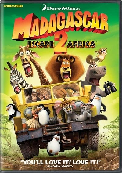 Madagaskar 2 -Madagascar: Escape 2 Africa 2008   M1080p BRRip x264 Türkçe Dublaj - Tek Link
