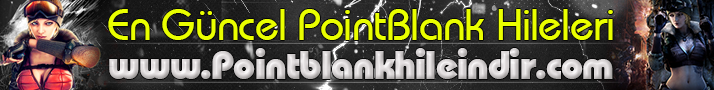 PointBlank hile indir Logo