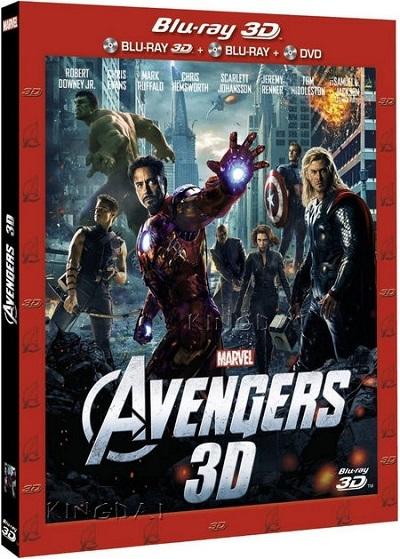 The Avengers – Yenilmezler 2012 ( BluRay m1080p 3d) Türkçe Dublaj - alternatif link film indir
